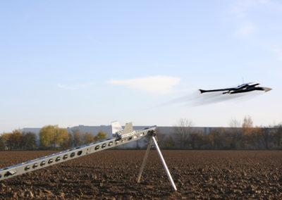 Vol photographique et modélisation du terrain de la N60 à Renaix